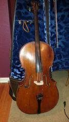 My Rocca cello