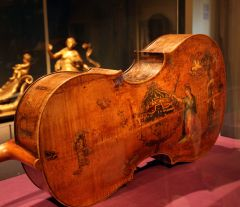 King Cello Back Body