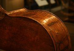 King Cello Layered Repairs