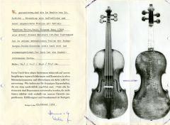 alleged matthias thir violin 6