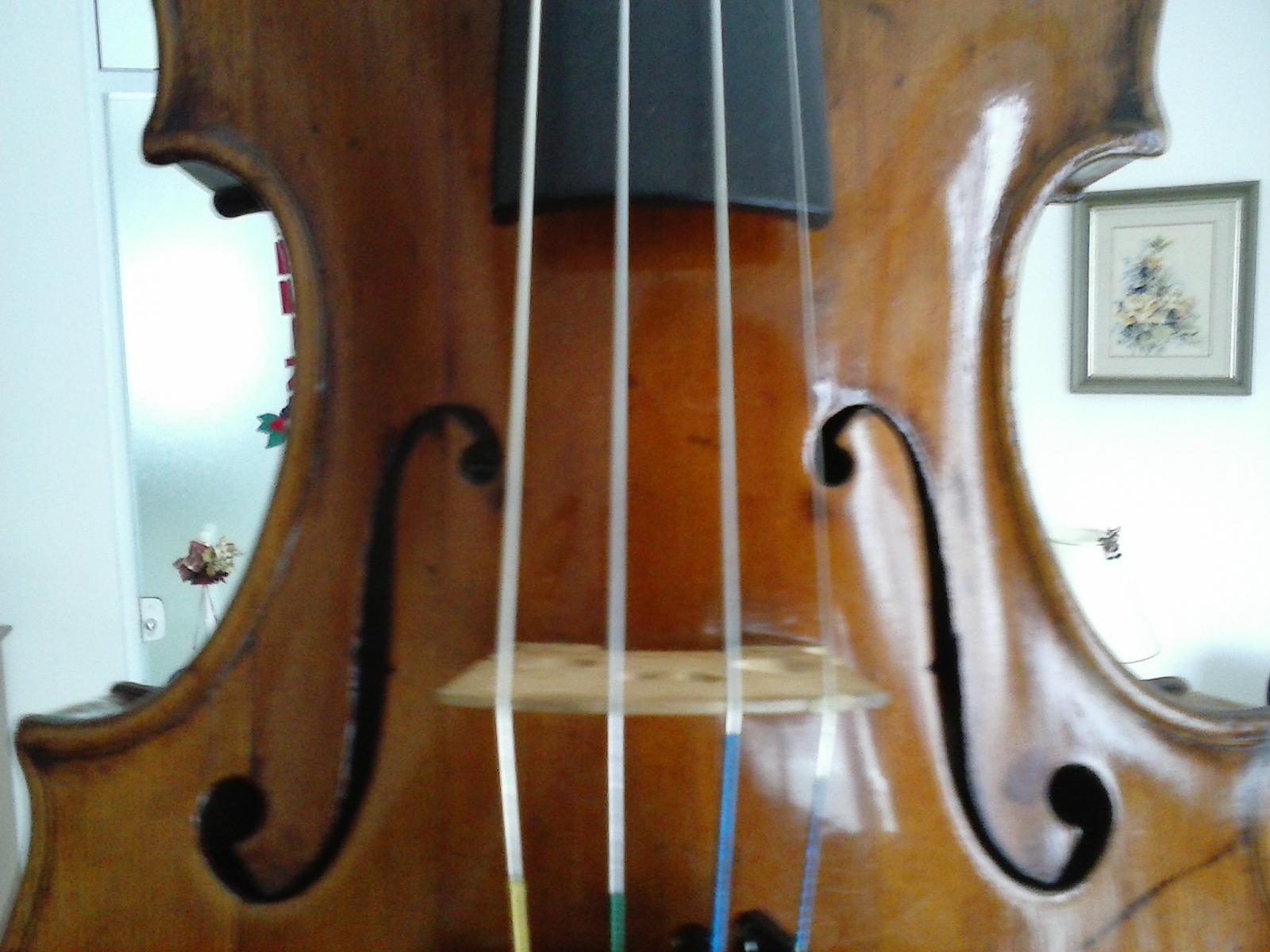 Januarius Gagliano Violin | Naples around 1750 | Michael | Flickr