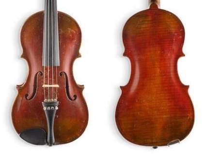 Image result for einstein violin auction