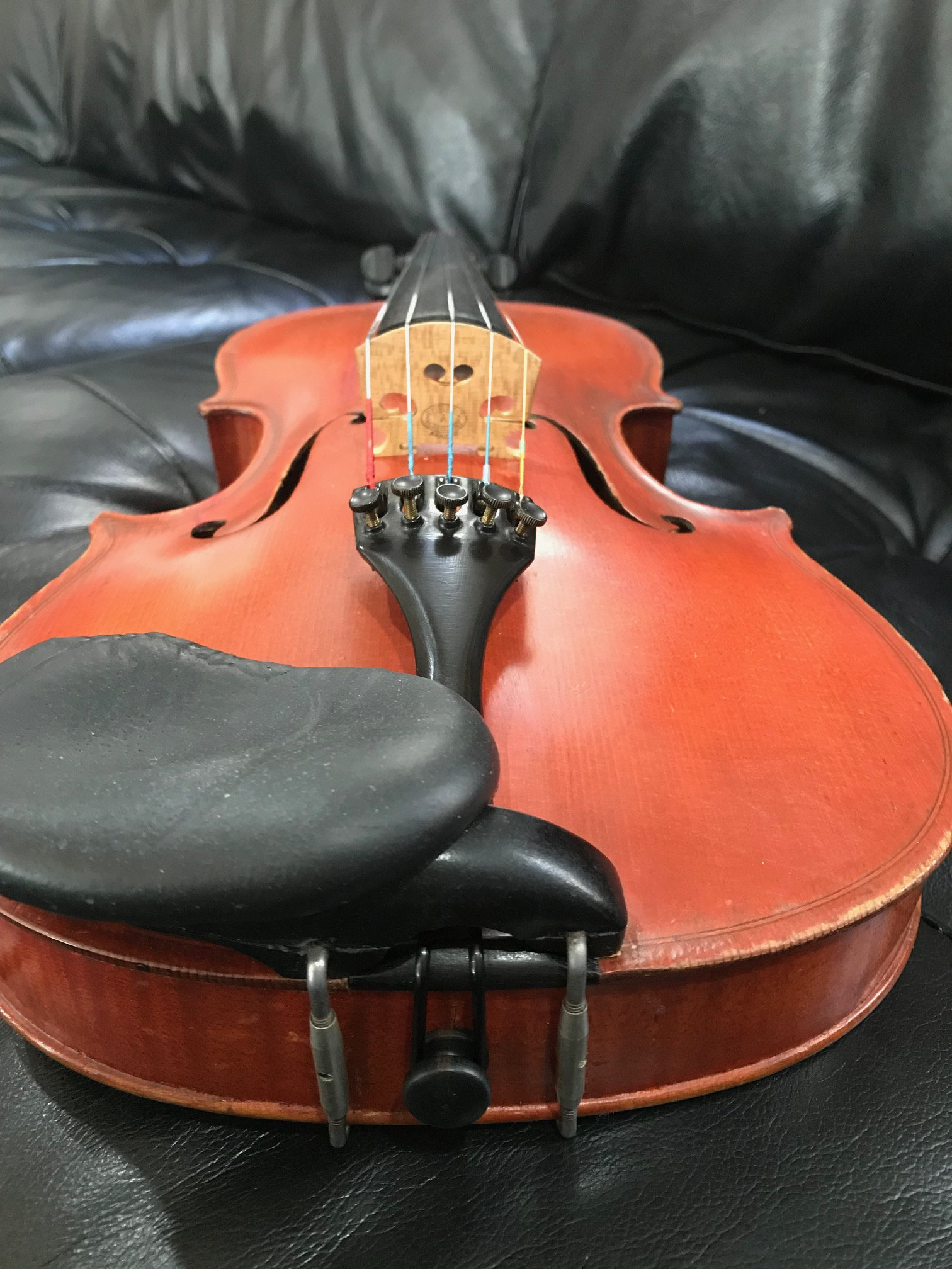 Help Identifying this fiddle - The Pegbox - Maestronet Forums